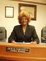 Council Member Jackie Campbell